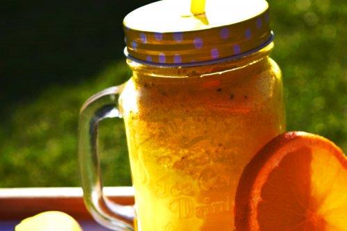 Fruitige acerola smoothie