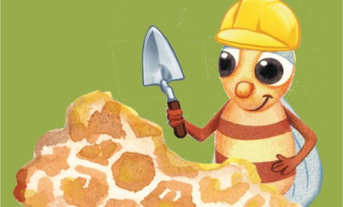 Van bijenberoepen en bijenproducten