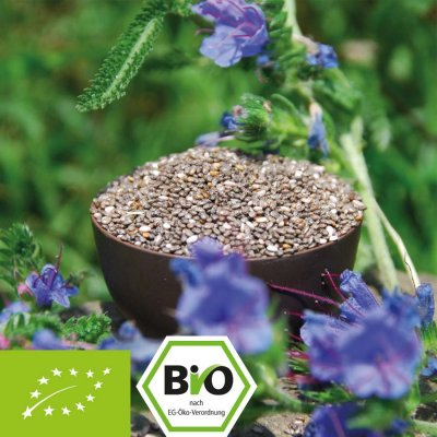 Chia Seeds (Bio)