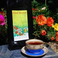 "Coffee ""Abol Buna"" - whole beans"