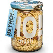 Saltcity Original Premium Bio-Granola Müsli 310 g
