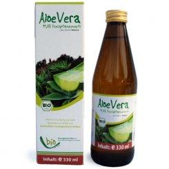 Organic Aloe Vera Juice 330ml