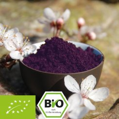 organic acai powder from wild collection 100g