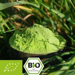 Organic Wheat Grass - Premium quality - very fine milled
