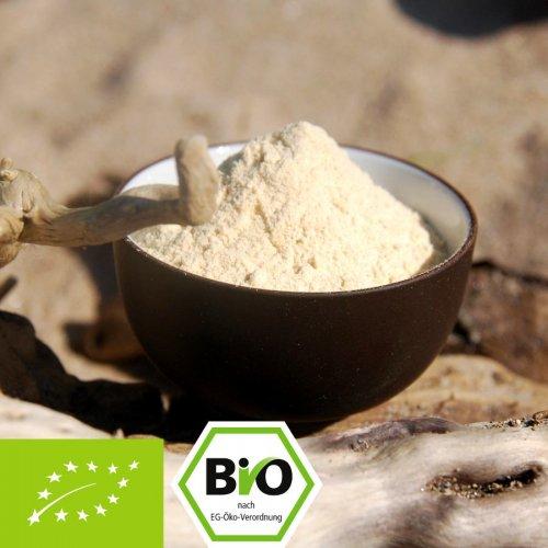 Biologische ginsengwortel, gemalen - 1A-kwaliteit