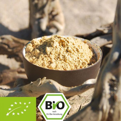 Organic Maca Powder - finely milled - Premium quality