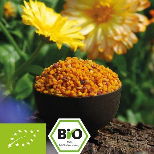 Bio Blütenpollen - Premiumqualität - kbA 500g