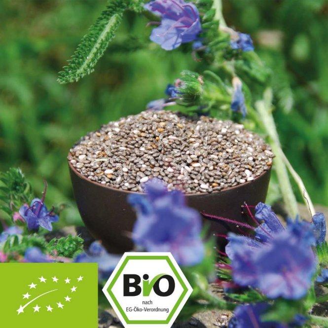 Organic Chia Seeds - Premium Quality 1kg