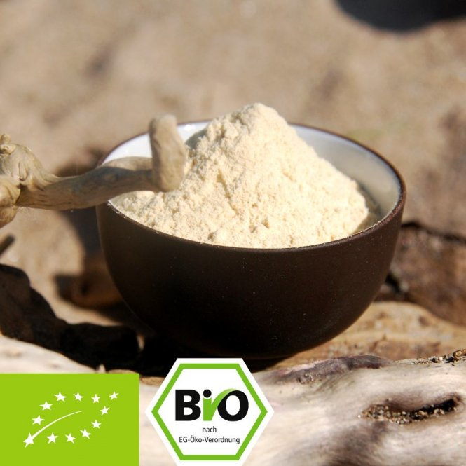 Organic Ginseng root, ground - best quality 100g