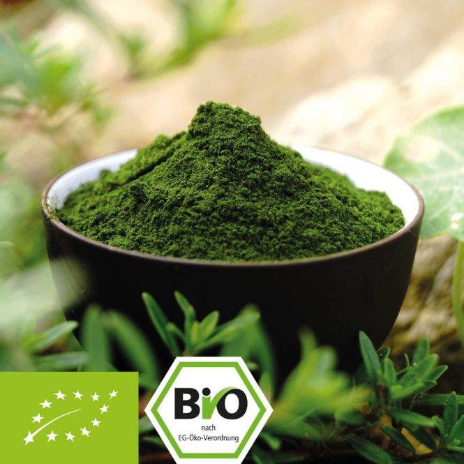 Organic barley grass juice powder 1kg