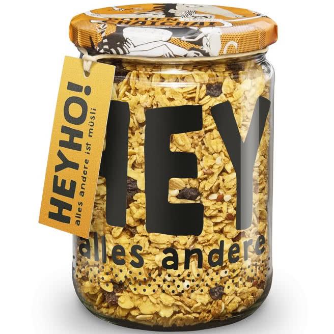 Golden ChaiChai Premium Bio-Granola 300 g 300g