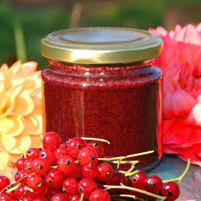 Honig with blackcurrants - Vitamin C 230g