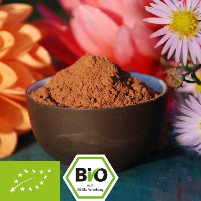 Biologisch cacaopoeder - rauw & veganistisch - zonder additieven & ontvet 1kg