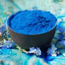 Spirulina Extrakt Pulver - Phycocyanin - blaues Spirulina
