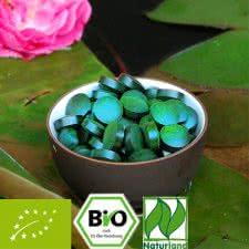 Bio Spirulina platensis Tabletten - Naturland zert.