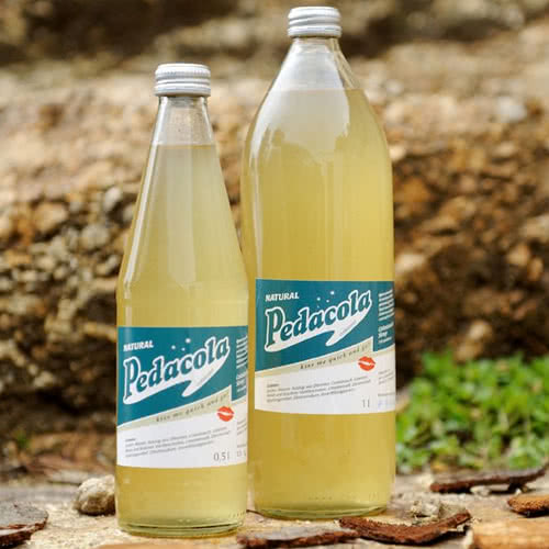 Peda Cola kruidensiroop - Het origineel uit Oostenrijk - Pedacola