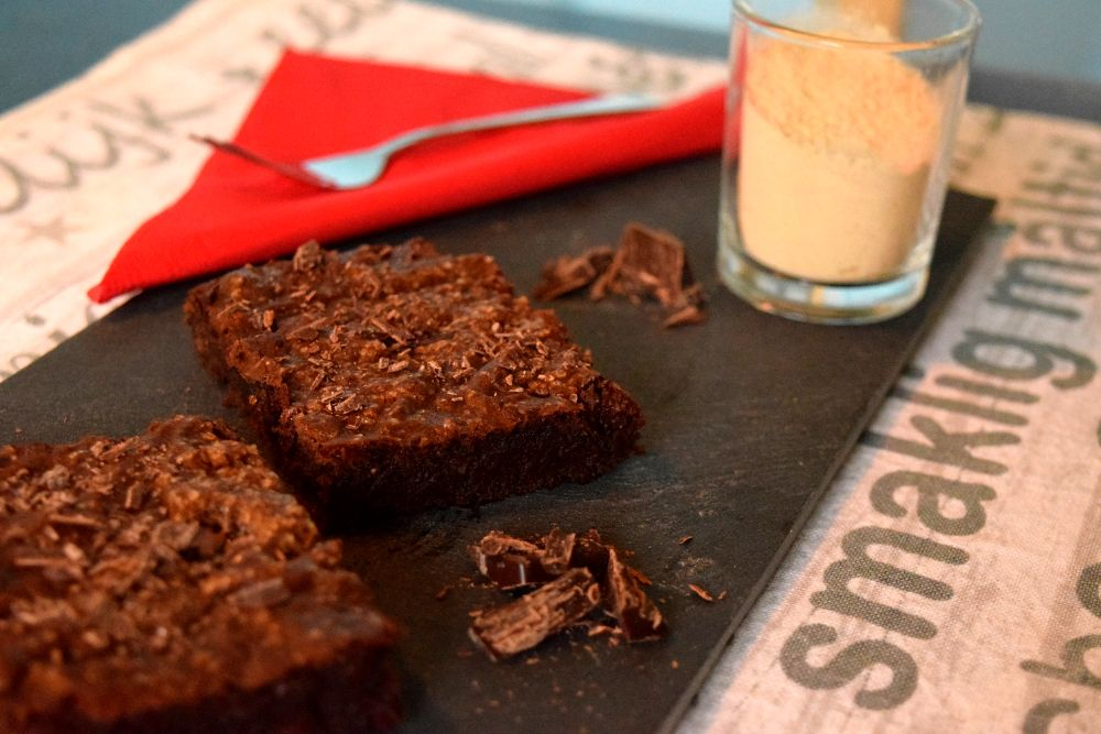 Maca Brownies